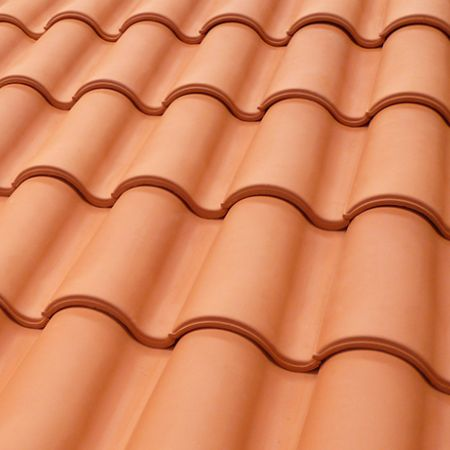 Klinker Optima Mixed Roof Tile