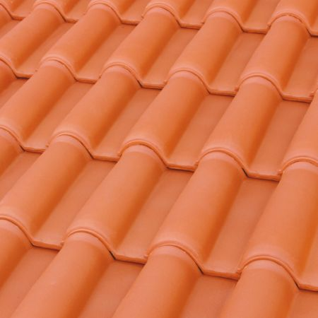 Mixed Roof Tile 12,5